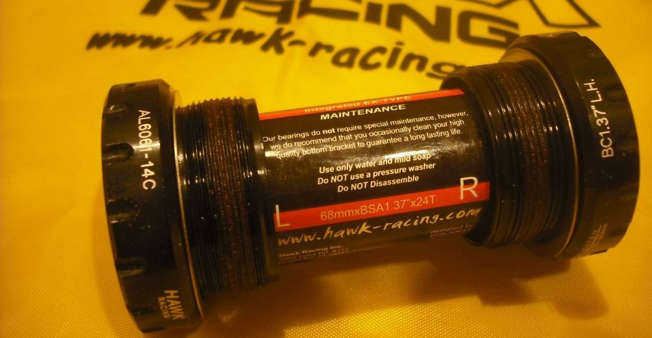Hawk Racing Bottom Bracket - Long Term Product Review ...