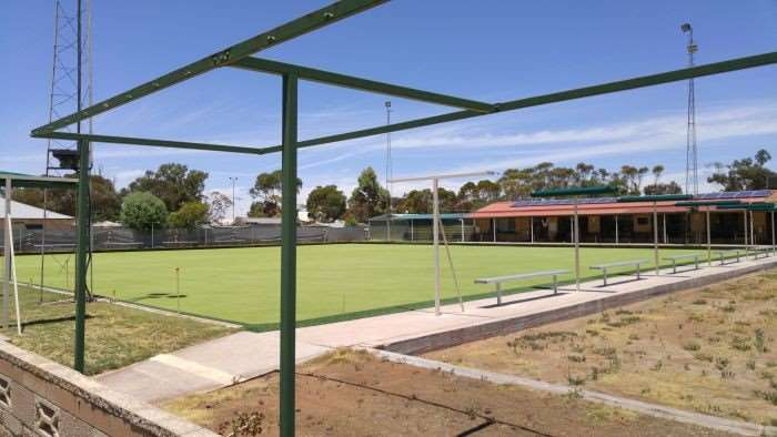 Things to do in Orroroo - Lawn Bowling.