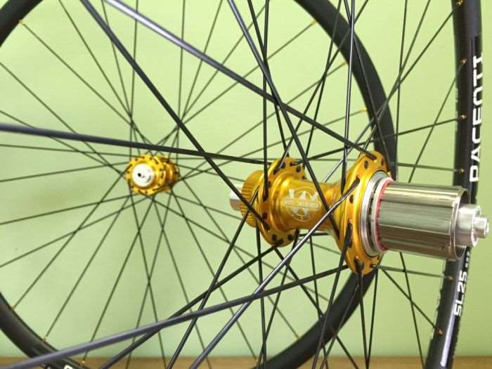 Tech: Custom Disc Brake Gravel Wheel Component Guide – Part