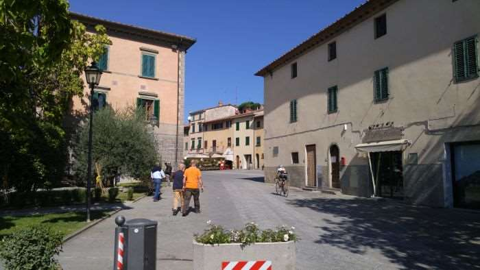 Gaiole in Chianti - Home to L'Eroica!