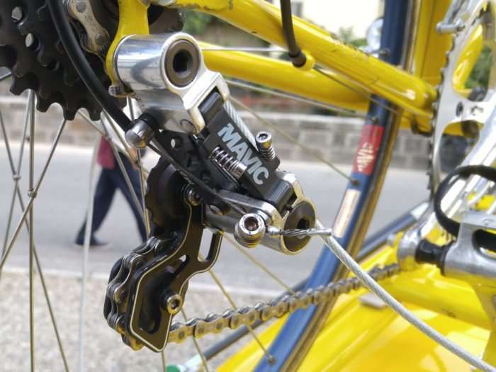 Mavic 851 SSC rear derailleur.