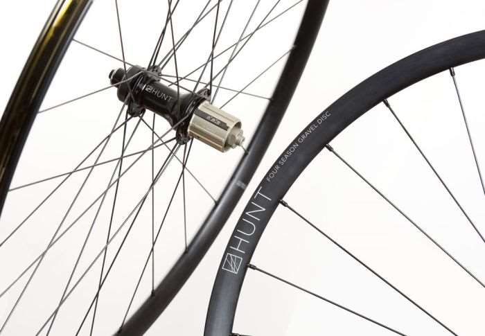 Wheel Review: Hunt Four Season Gravel Disc Wheelset - Gravel