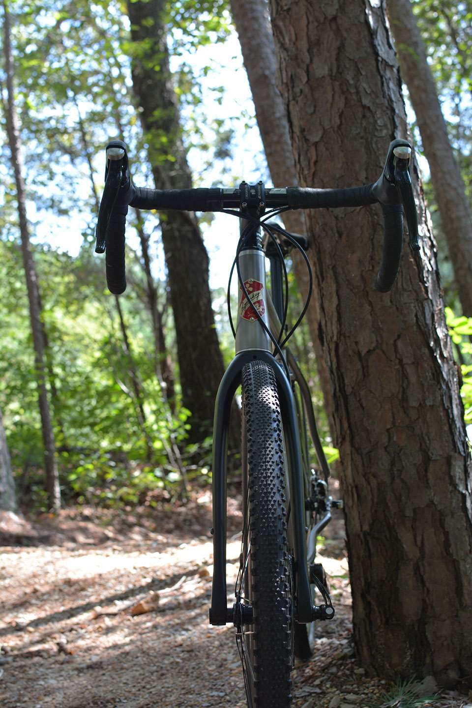 Only Lynskey Offers A Proprietary Rear Dropout Design That Accepts Either 9mm Quick Release Or 12mm Thru Axle