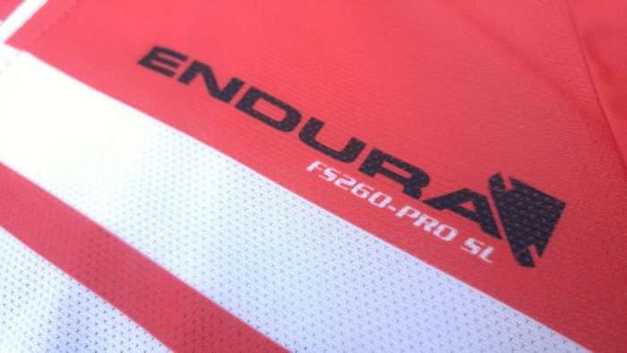 endura fs260 pro sl bib shorts and jersey