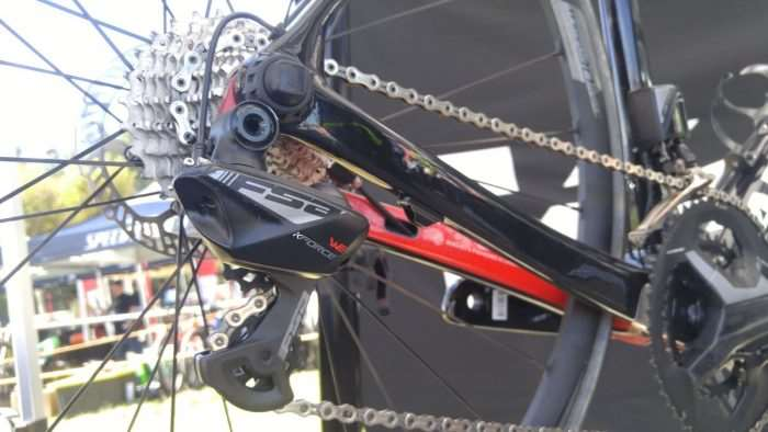fsa we electronic groupset