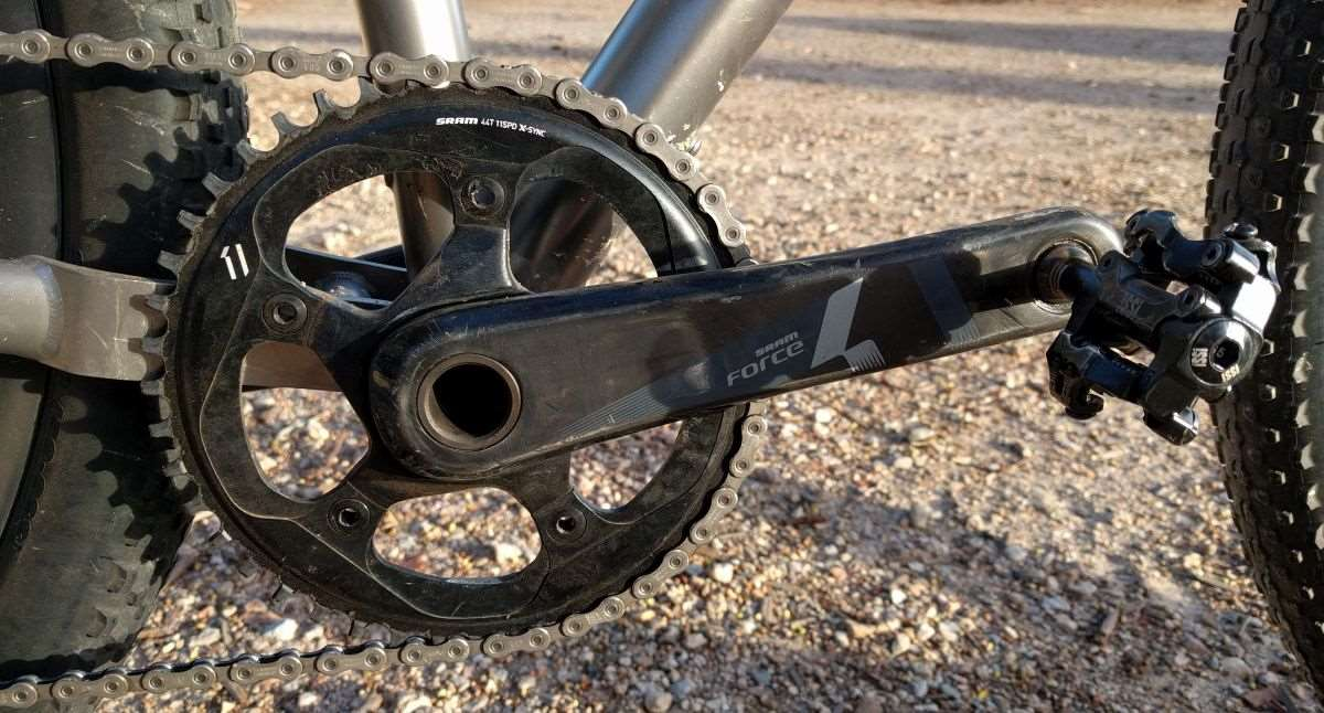 All About Gearing For Gravel Bikes Gravel Cyclist The Gravel