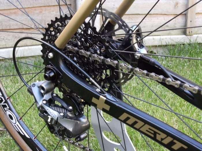 Merit Plus Carbon Gravel Bike