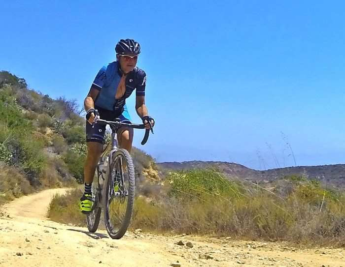 orange county gravel cycling