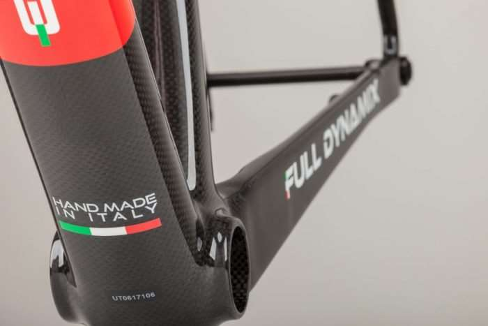 full dynamix carbon gravel bike