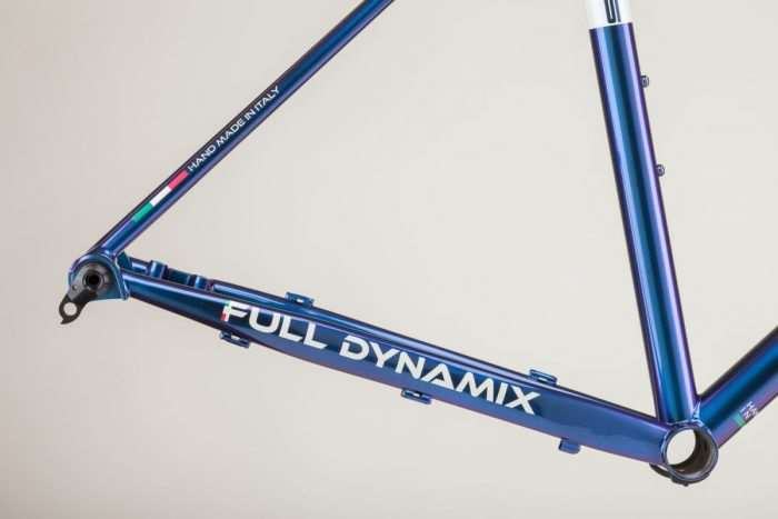 full dynamix gravel bike
