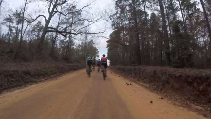 2018 middle georgia epic ride report