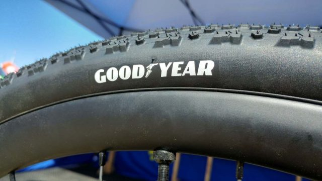 goodyear connector gravel tire review