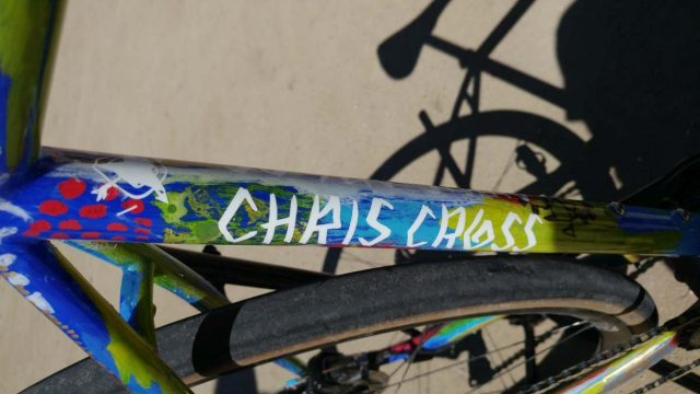 fat chance cycles chris cross