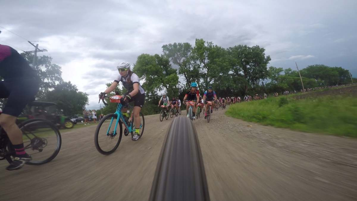 Race Report: Going 3 for 3 at the 2018 Dirty Kanza 200