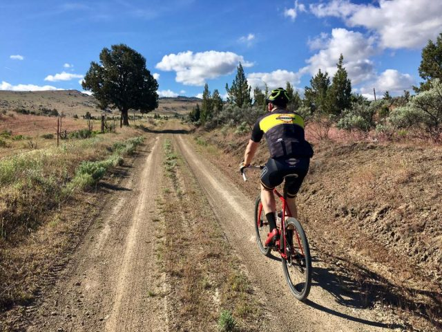 oregon gravel cycling
