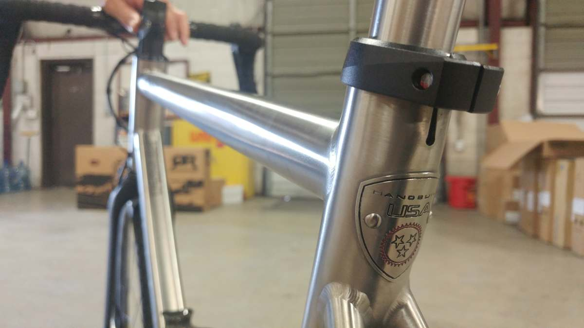 Exclusive: Video & Photos of Litespeed's Prototype Titanium