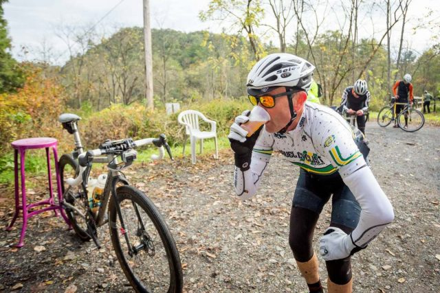 unpaved Pennsylvania race report