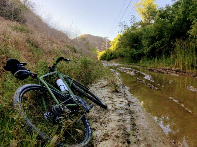 san diego gravel cycling