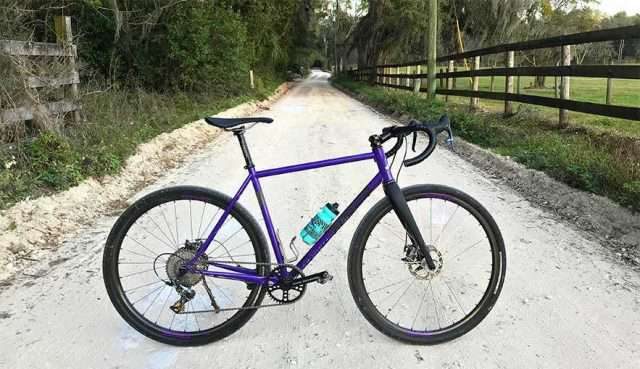 chumba terlingua steel gravel bike review