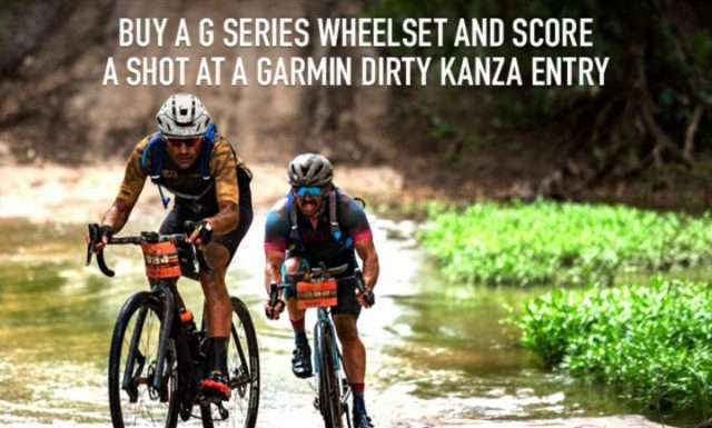 dirty kanza enve wheelset contest