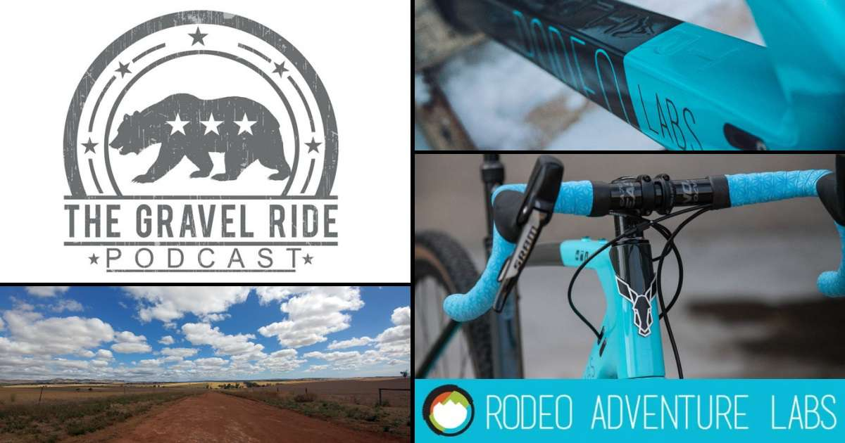 rodeo adventure labs trail donkey 3.0 podcast