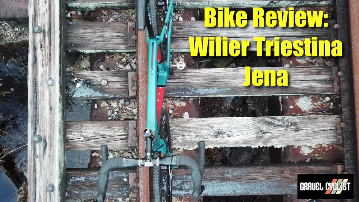 wilier triestina jena gravel bike review