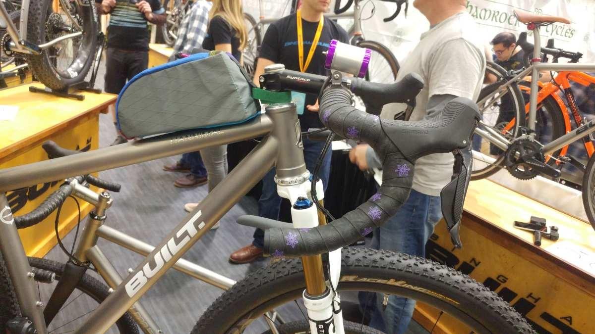 bingham built monster cross bike nahbs 2019