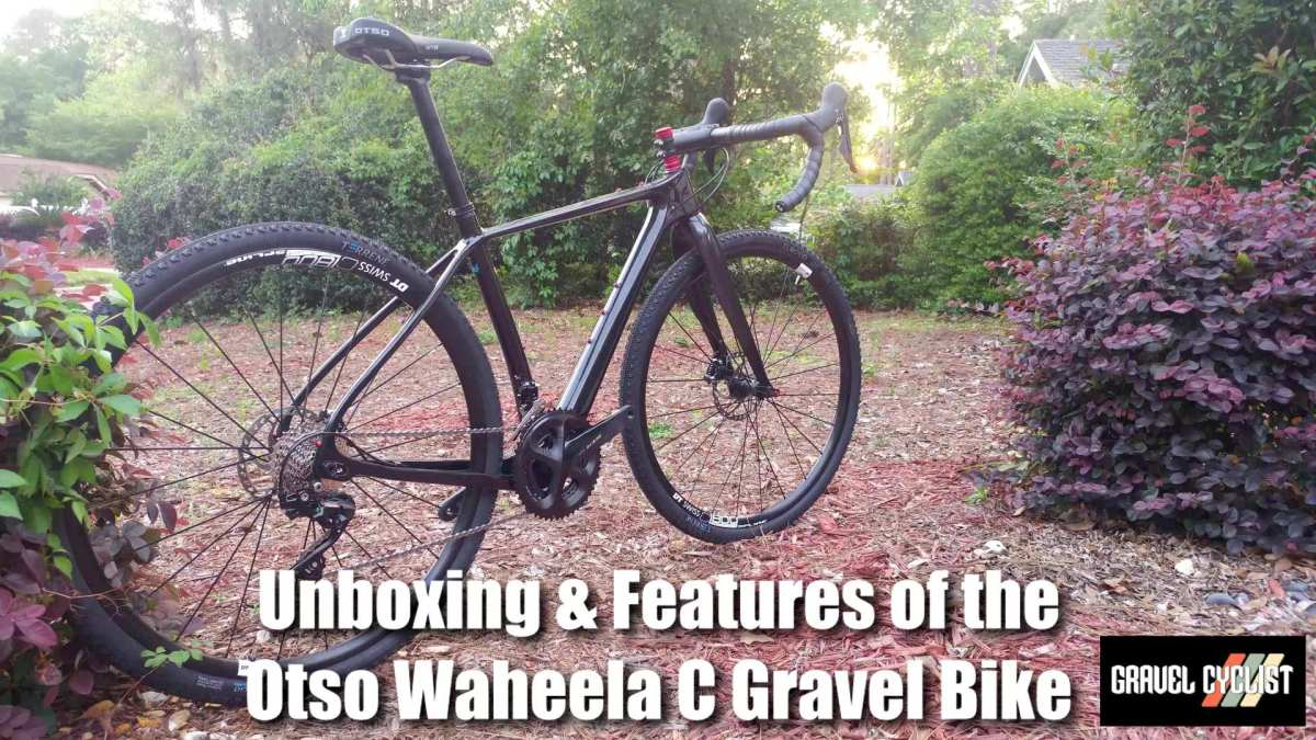 otso waheela c carbon gravel bike