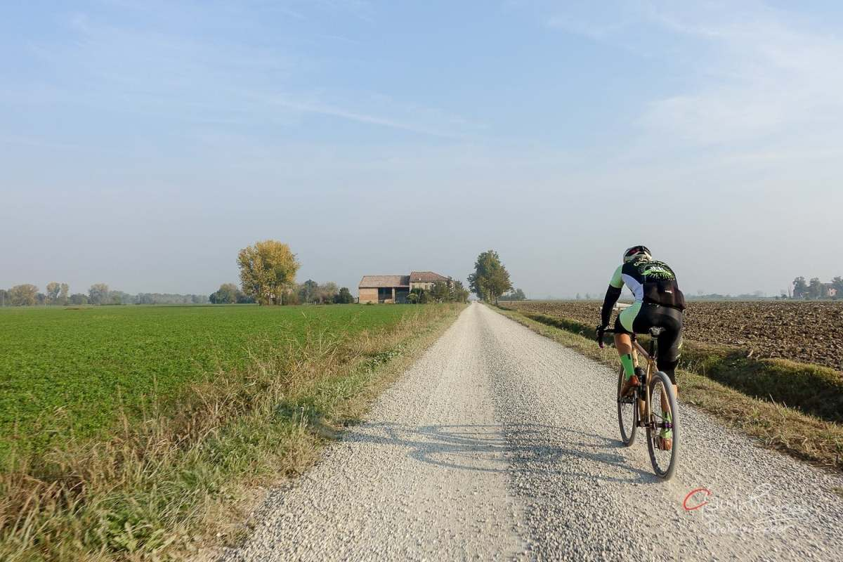 into the gravel parma italy 2019