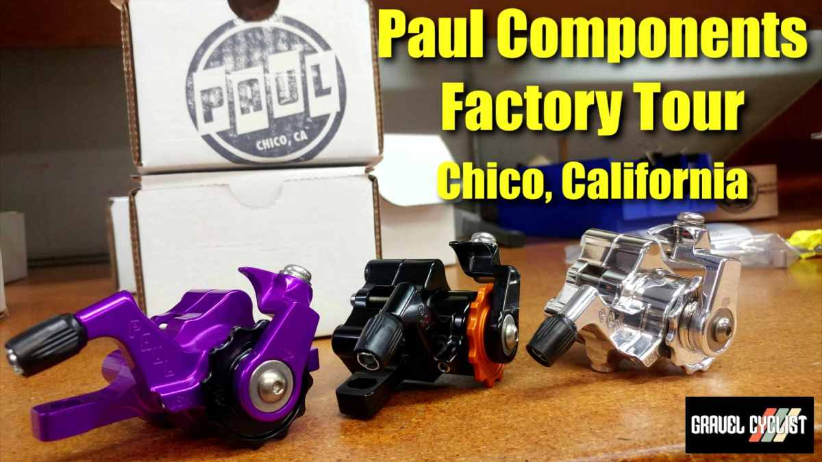 paul component engineering factory tour
