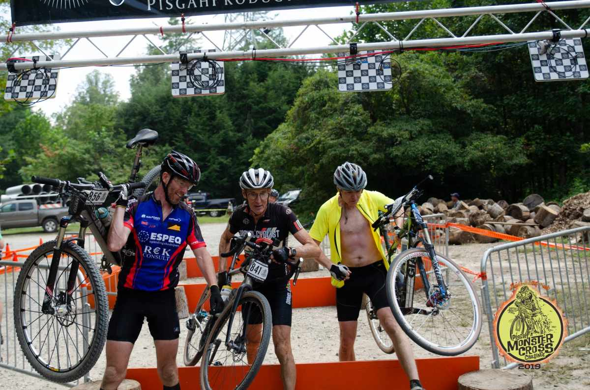 2019 pisgah monster cross race report
