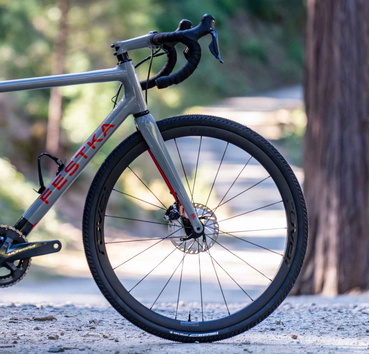 festka rover gravel bike