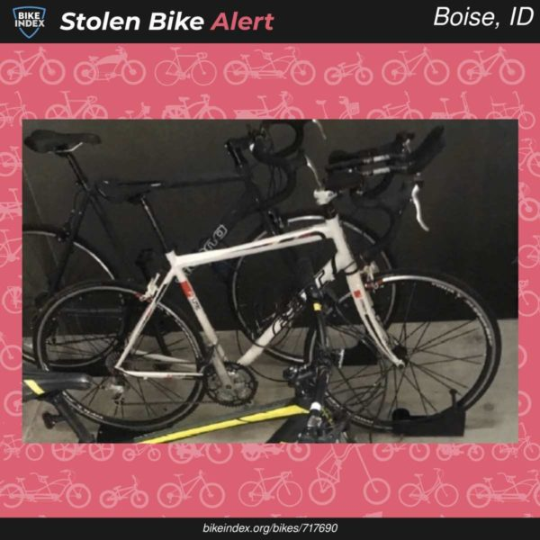 bike index theft recovery