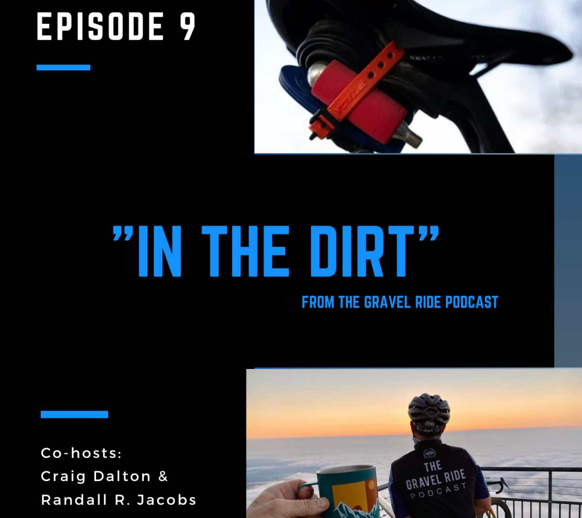 podcast what to carry on your gravel bike
