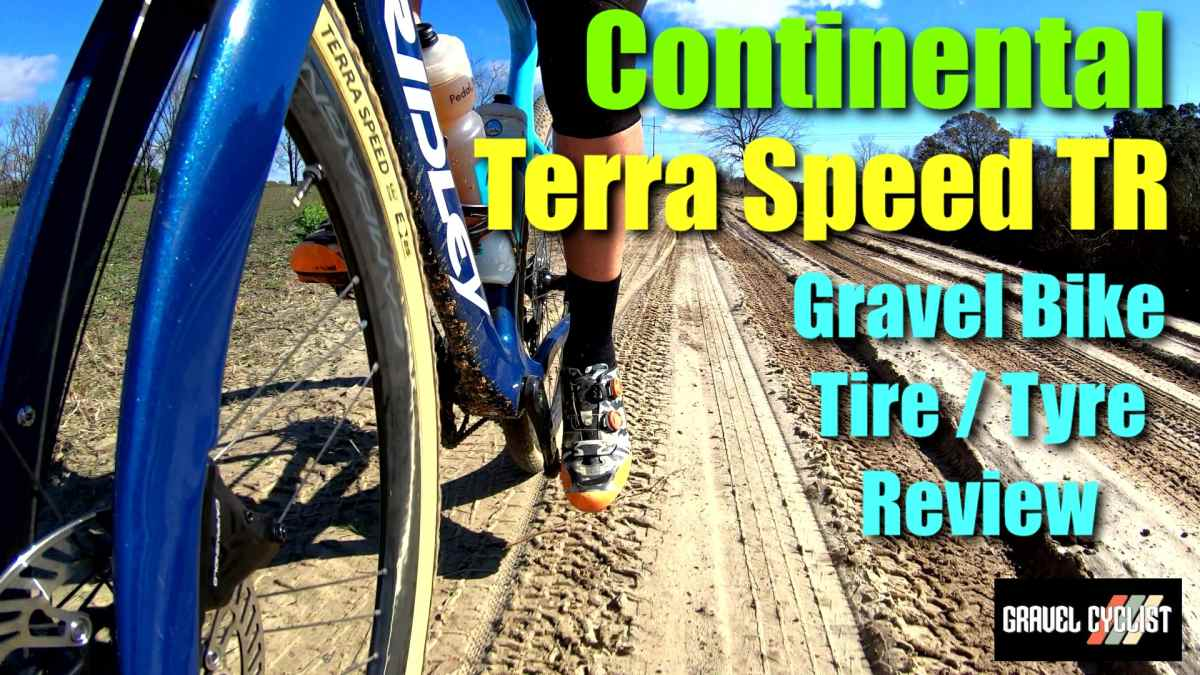 continental terra speed tire review